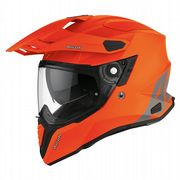 Airoh Commander Adventure Helmet Matt Orange
